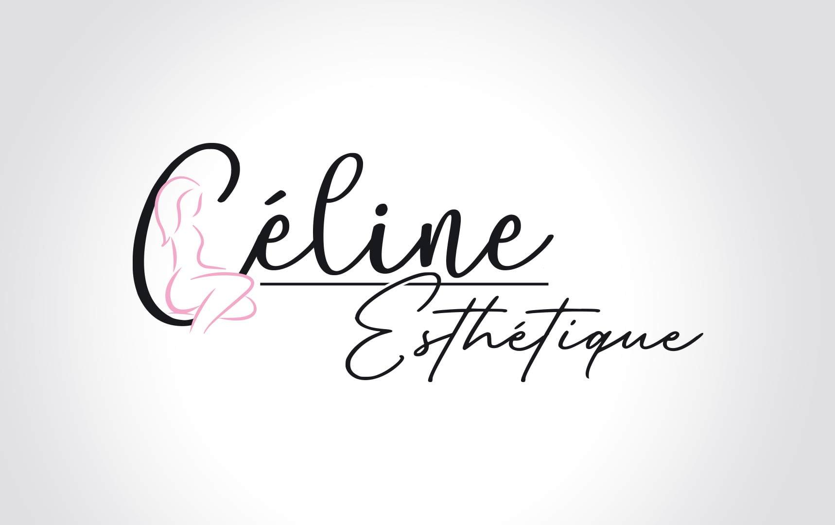 Création Logo - Céline Esthétique
