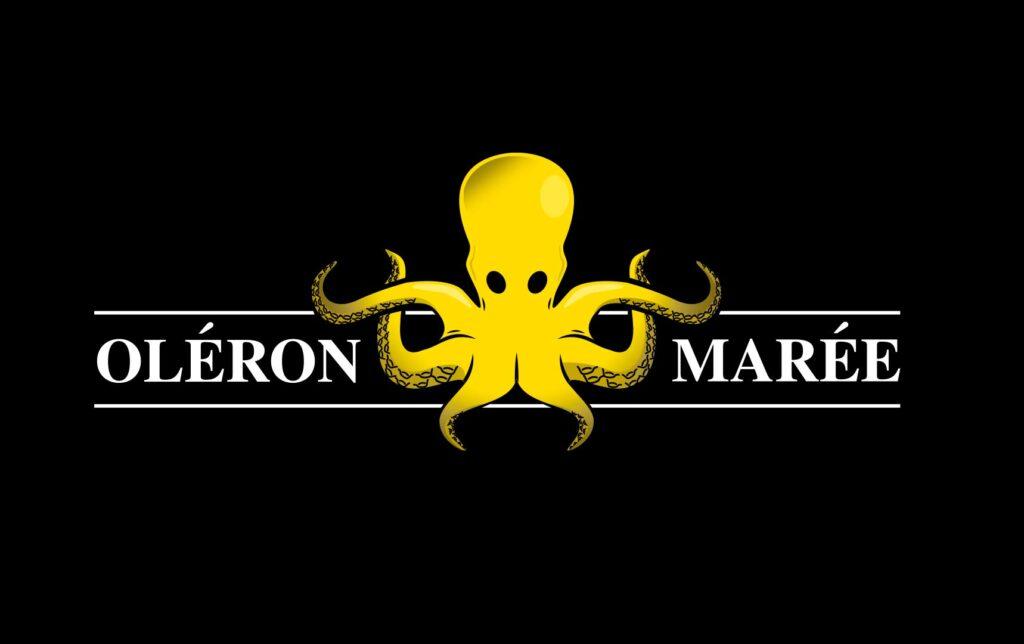Création Logo - Oléron Marée