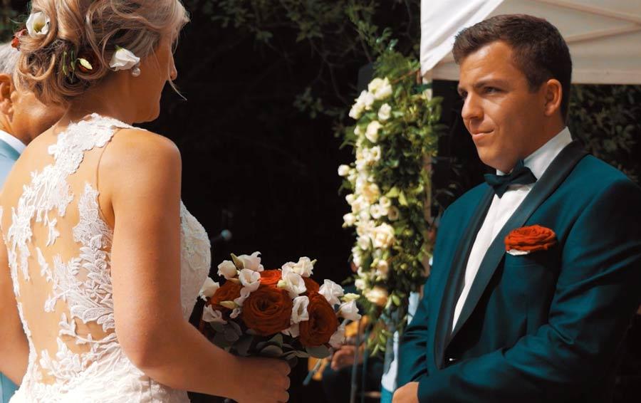 Miniature video de mariage